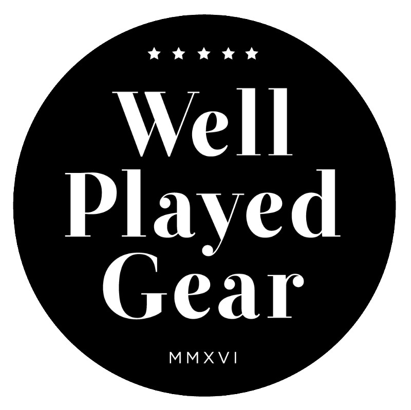 Well Played Gear logo